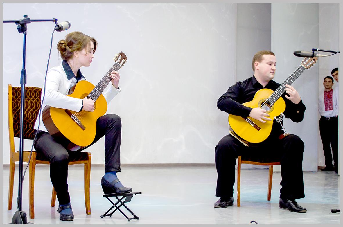 Ансамбль гітаристів