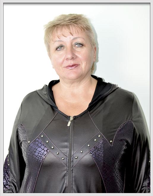 Лебідь Валентина Петрівна