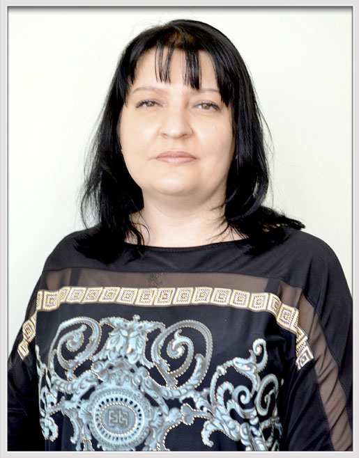 Устименко-Косоріч Олена Анатоліївна